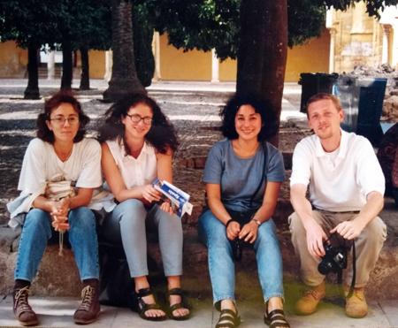 Robert Wright, UW Cádiz, Córdoba