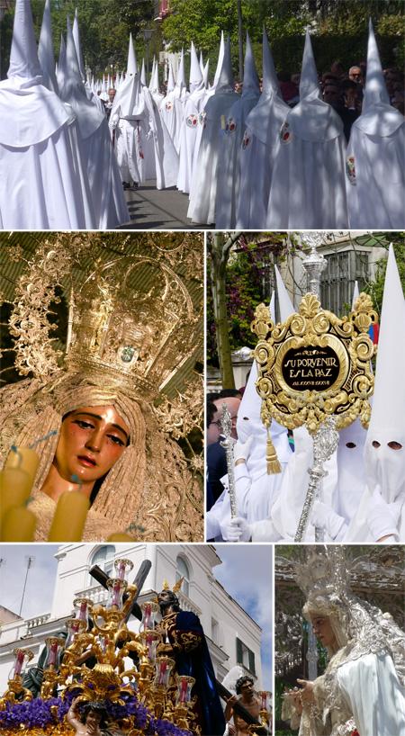 Andalucía, Sevilla, Semana Santa, Holy Week, La Paz