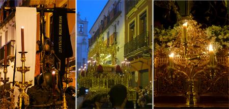 Andalucía, Sevilla, Semana Santa, Holy Week, El Santo Entierro