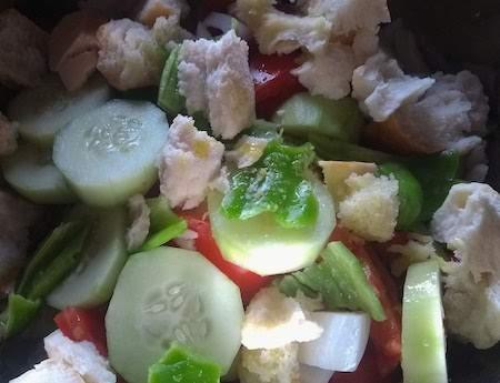 recipe, gazpacho, Spain