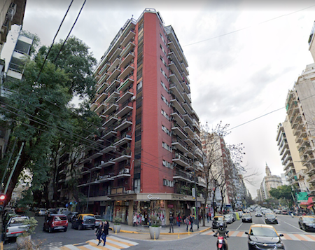 places lived, 2001, Buenos Aires, Argentina, Caballito