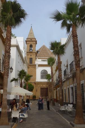places lived, Cádiz, 1998, Spain, España, La Viña