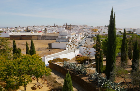 España, Spain, Andalucía, Carmona, panorama