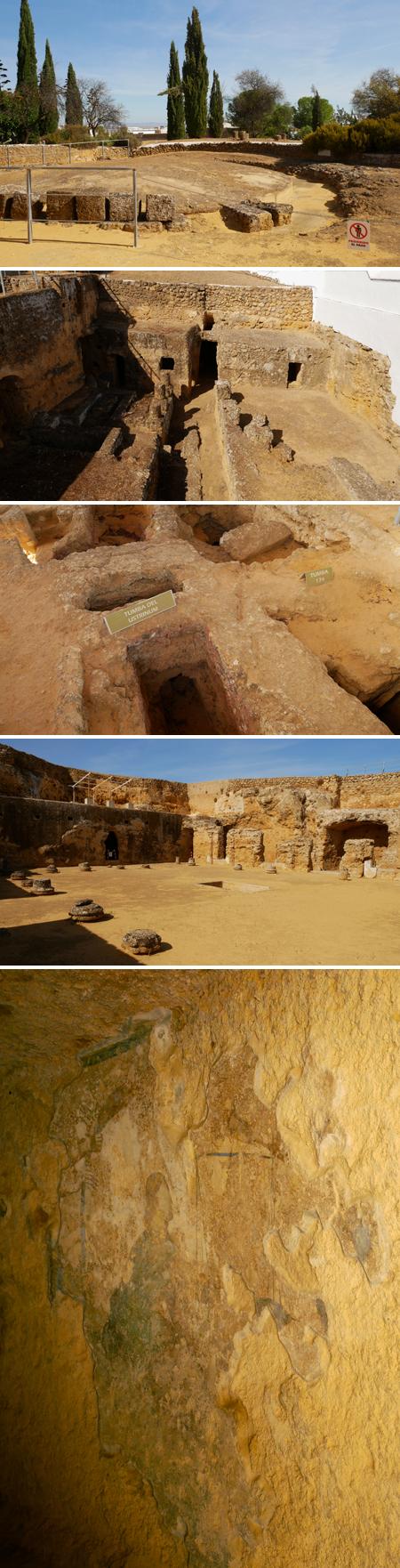España, Spain, Andalucía, Carmona, necropolis, Roman