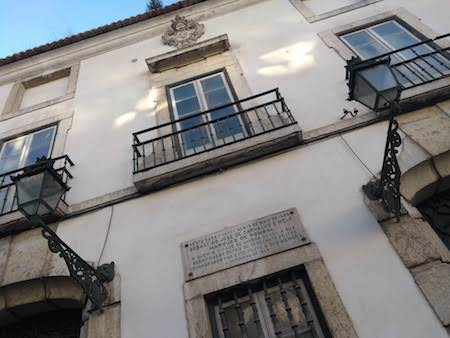 Portugal, Lisboa, Lisbon, Bairro Alto, Marquês de Pombal