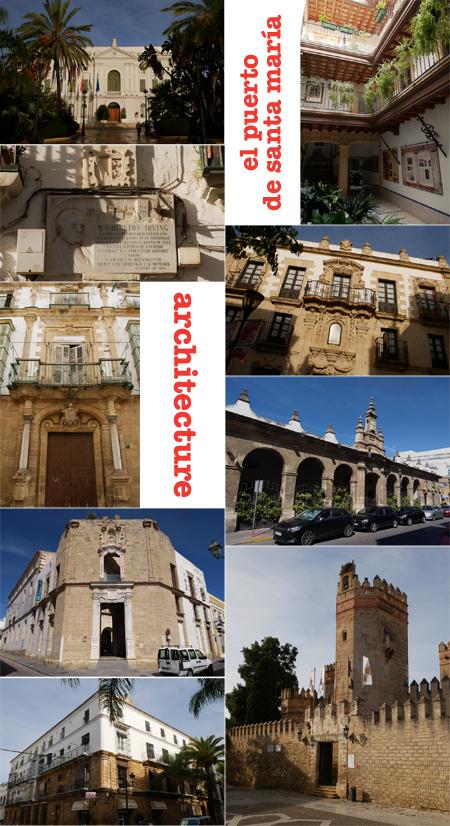 España, Spain, Andalucía, El Puerto de Santa María, architecture
