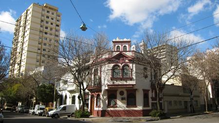 Argentina, Buenos Aires, esquinas, corners