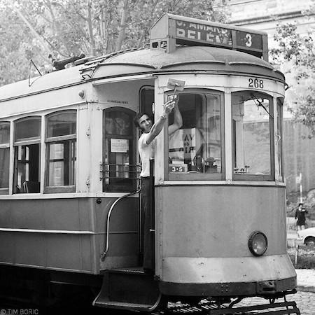 Tim Boric, Lisboa, tram, eléctrico, Flickr