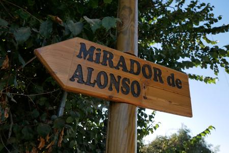 Spain, España, El Pedroso, train, hiking, Mirador de Alonso