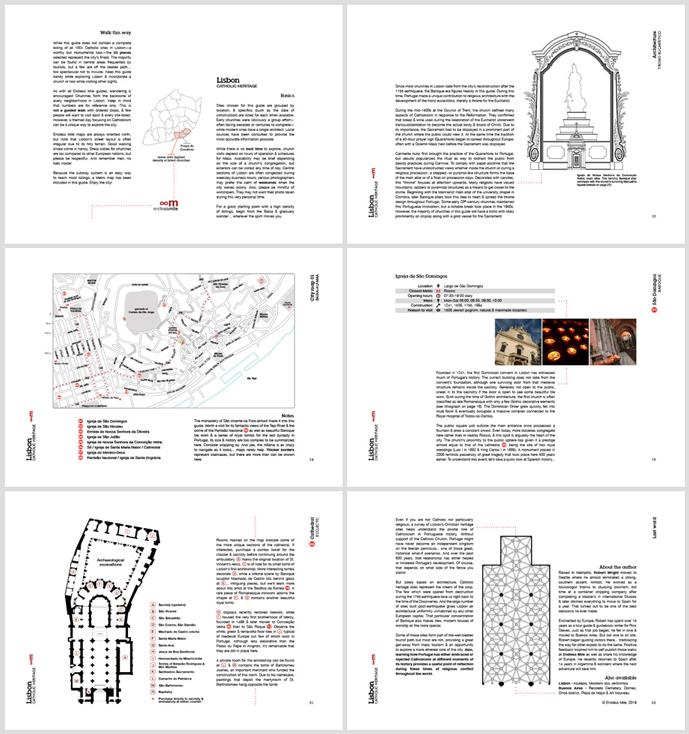 Endless Mile, Lisbon, Catholic heritage guide