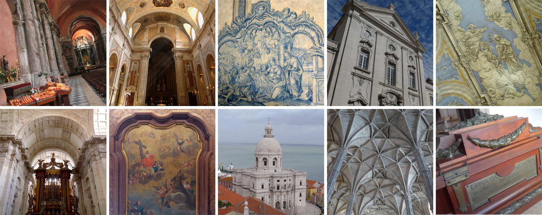 Endless Mile, Lisboa, Lisbon, Catholic heritage, guide, PDF