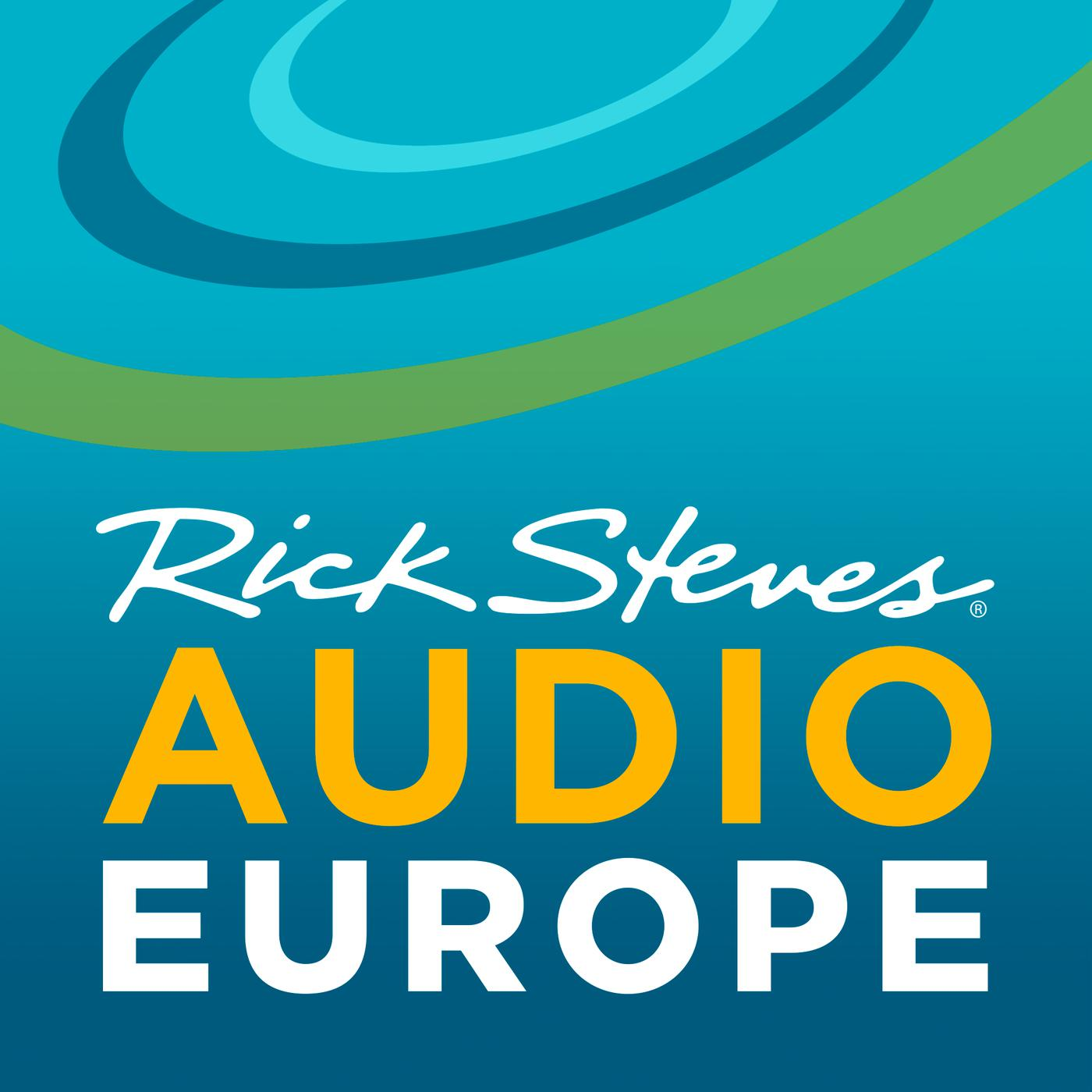Robert Wright, Rick Steves, audio Europe, radio interview